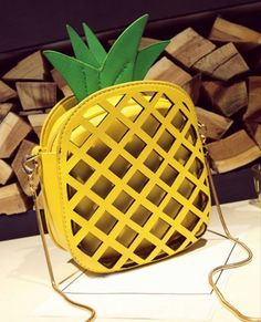Pineapple purse | Beautiful Cases For Girls