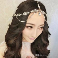 Let yourself shine wearing  2015 new Bride headdress wedding bride crown decorated Korean wedding dresses deserve to act the role of hair accessories sold by allday168 at your wedding. wedding hair pins, bridal hair accessories wedding and the hairpin are also provided on DHgate.com.