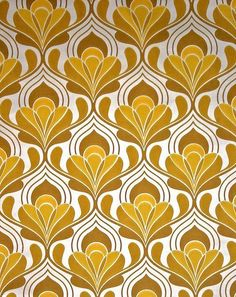 Wallpaper advertising in the Sixties: A Journey through the History of Design