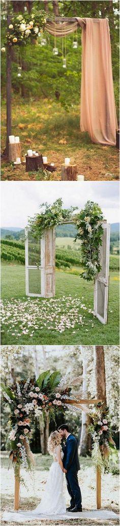 40 Boho Chic Outdoor Wedding Ideas - Page 3 of 5 ae3c58aba7