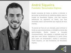 Conheça um pouco sobre o André Siqueira, um dos participantes da mesa de debates da 2ª edição do Conexão Empresarial.