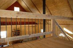 railing/loft