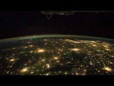 Türkiyenin Uzaydan Görünümü----View of the world from space