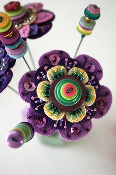 Flower Vase set 2 close up of flower 2 | Flickr - Photo Sharing!