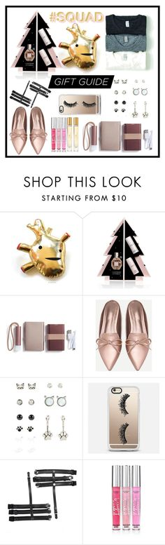 """""""#squad #bff"""" by faye-valentine on Polyvore featuring Viktor & Rolf, LEXON, Casetify, Victoria's Secret, Burberry and squadgoals"""