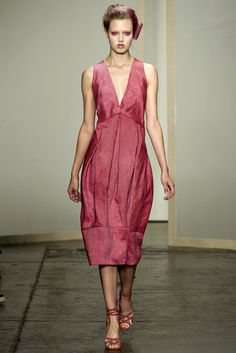 Donna Karan :: Spring 2013