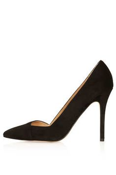 GRAND Asymmetric Courts - High Heels - Heels  - Shoes
