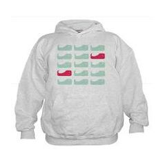 Whale of a Time pinky Hoodie > Whale of a Time - Pinky > DrapeStudio - see all the whimsical whale products in our shop at www.cafepress.com/drapestudio and always a big thank you for sharing our shop with your friends!
