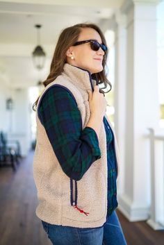 ll bean navy black watch plaid flannel ll bean boots ll bean navy boots made well penfield fleece vest fall vermont fall preppy look covering the bases fall fashion 2017 fall fashion outfits 2017 pinterest cute fall fashion outfits tumblr fall fashion 2017