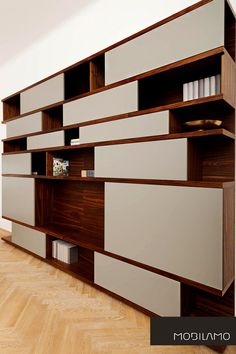 Höchster Tischlerqualität A Shelf, Shelves, Vertical Or Horizontal, Open Shelving, Designer, Furniture, Home Decor, Carpenter, Living Room Inspiration