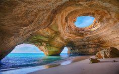Lagos, região do Algarve, Portugal - Foto: Reprodução