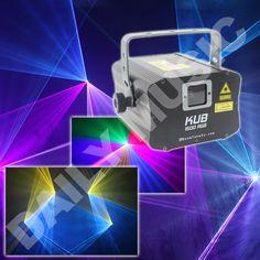 LASER d'animation BoomtoneDJ KUB 1500 RGB bénéficiant des dernières avancées technologiques en matière de Performances et de Sécurité. 128 programmes intégré : effets tunnel, faux plafonds, contrôlable en DMX (12 canaux) ILDA... idéal en disco mobile ou pour vos soirées privées !!! http://www.dailymusic.fr/jeux-de-lumiere/laser-boomtone-dj-kub-1500-rgb-p-20798.html
