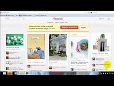 Video 1 - Pinterest algemeen