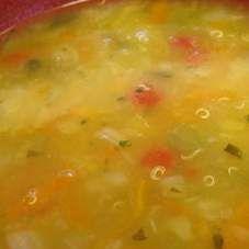 Recette Soupe péruvienne au quinoa (Chupe de quinua) par oupslala25 - recette de la catégorie Soupes