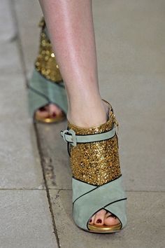 You can't go wrong with anything from Miu Miu Fall 2011