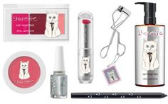 New #post about new Karl Lagerfeld's Choupette cat inspired make-up collection for Shu Uemura. Check it out on giomori.com #fashion #beauty #shuuemura