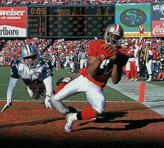 Jerry Rice, San Francisco 49ers