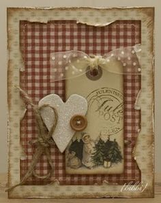 tag, heart, button and ribbon, bibbis dillerier
