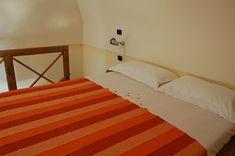 Il letto su soppalco
