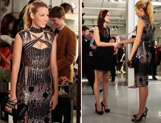 Gossip Girl Fashion | Gossip Girl' Fashion: Who Looked Best Last Night? | MTV Style