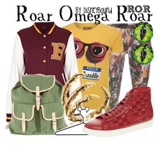 Roar Omega Roar by leslieakay on Polyvore featuring polyvore, fashion, style, Topshop, True Religion, NIKE, Bernard Delettrez, GREEN DRAGON, Disney and clothing