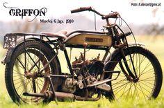 Griffon Model 6hp. 1910