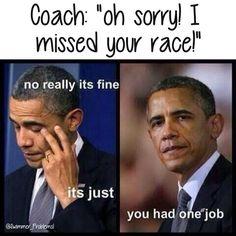u had one job...