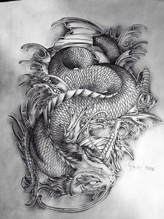 Tattoo Design, Frankie Gillespie... Kingston, Ontario --- copyright 2015