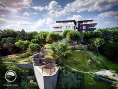 Barrandovské zahrady | Atelier Flera