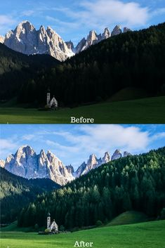 I used our Travel Cool Preset to instantly enhance fine details, recover highlights and sharpen this beautiful photo from the Italian Dolomites.