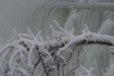 Niagara Falls - 2005 during a snow storm