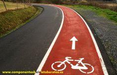 Destacamos entre las ciudades con el mejor carril bici de España ! Muy bien . Extraído de heraldo.es