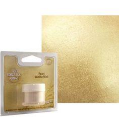Rainbow Dust Glanzpulver Vanille Gold, 3 g