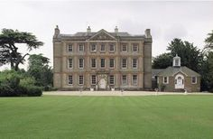 This is what I envision as Crossfield, the home of the Aldridges. Ardington House