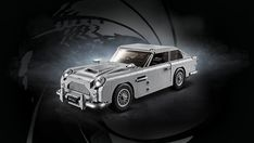There's a Lego version of James Bond's Aston Martin and we are here for it Aston Martin Db5, Classic Aston Martin, Lego For Adults, Bond Auto, Best Lego Sets, Shop Lego, James Bond Movies, Lego Creator, Car Gadgets