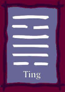I CHING - O Livro das Mutações: Hexagrama 50. Ting / O Caldeirão I Ching, Kung Fu, Mind Maps, Oriental, Book, Art