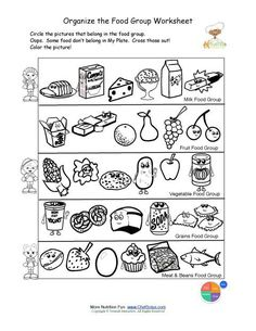Health Education Worksheets For Elementary Students | School ...