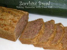 The Best Zucchini Bread Recipe EVER