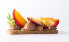 Great new #foodpairing recipe with Gabriella, chocolate, plum and Darjeeling tea
