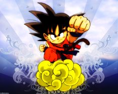 Dragon Ball...Back when I would race home after school so I wouldn't miss my favorite cartoons.