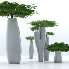 Le Vase Sculpture Missed Tree De Serralunga. Amazing Design