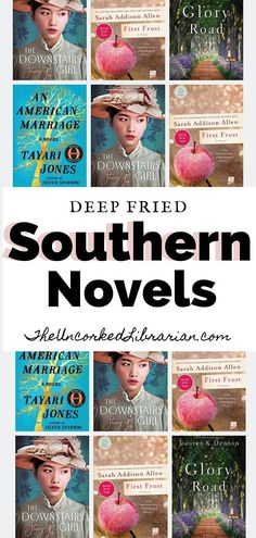 Are you looking for books set in the south?  Find some of the best southern fiction and nonfiction.  Also discover favorite southern authors.
