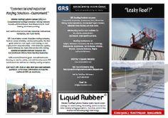 GRS Commercial and Industrial Roofing Brochure - Roof Repair Calgary Metal Roof Repair, Flat Roof Repair, Roofing Companies, Roofing Systems, Flat Roof Replacement, Emergency Roof Repair, Industrial Roofing, Rubber Roofing, Commercial Roofing
