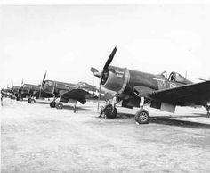 VMF-321, Guam, 1944.
