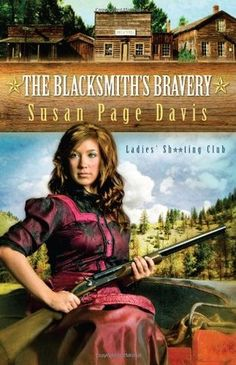 Genre Reviews: The Blacksmith's Bravery by Susan Page Davis Shooting Club, Reading Challenge, Historical Romance, Romance Novels, Nonfiction Books, Blacksmithing, Christian, Kindle, Citizen Watch
