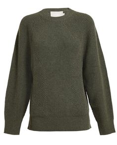 JASON WU   Chunky Cashmere Knit Sweater   Browns fashion & designer clothes & clothing