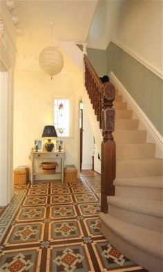 4 bedroom terraced house for sale in Albany Road, Roath, Cardiff - Rightmove Victorian Hallway, Victorian Terrace House, Victorian Homes, Sage Green House, Sage Green Kitchen, Small Entrance, Entrance Hall, New England Homes, New Homes