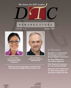 Excellent Pharma DTC data Digital Strategy, Perspective, Digital Marketing, Point Of View