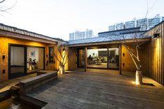 대전 하기동 단독주택: 비온후풍경 ㅣ J2H Architects의 translation missing: kr.style.주택.modern 주택