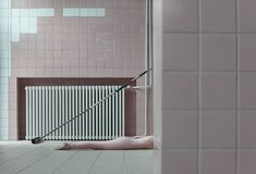 Asymptote Photography Project   Through this series of conceptual photographs, Slovakian photographer Evelyn Bencicova visually interprets the complex mathematics notion of Asymptote. Her settings features duplications, geometric structures and infinite perspectives.